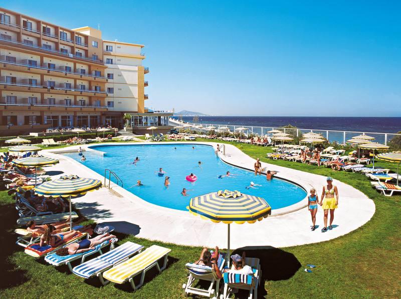 Hotel Belvedere Beach - Rhodos stad - Rhodos